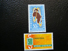 REPUBLIQUE CENTRAFRICAINE - timbre - yt aerien n° 16 28 n** (A3) stamp (Z)