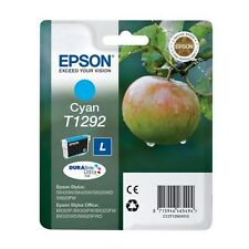 Epson T1292 Cian Para Stylus Office BX305F BX305FW