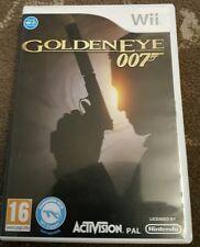 Goldeneye 007 Nintendo Wii *** *** no hay instrucciones