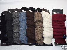 1 Paar Damen-Stulpen, (7,49 €/Paar) mit 50% Wolle, extra lang. von Qano