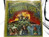 The Grateful Dead+ The Grateful Dead WARNER WS1689 GOLD LABEL LP G+/ VG c G+