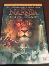 The Chronicles of Narnia: The Lion, The Witch, and the Wardrobe (DVD, 2006, Eng…