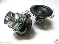"1pcs 3"" inch 4Ω 30W subwoofer Speaker Steel magnetic Loudspeaker for harman JBL"