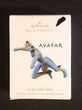 Hallmark keepsake ' Avatar Jake Sully ' Collectible Christmas ornament ©2010