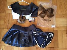Authentic NWT Japan Peach John x Sailor Moon Lingerie Set E65/S Pluto *US Seller