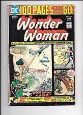 Wonder Woman #214 November 1974 100 page giant