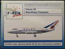 F-RSIN Models 1/144 DASSAULT FALCON 20 Republique Francaise Airlines