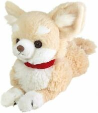 Plush Doll Hizawanko Chihuahua Cream/Sunlemon Japan
