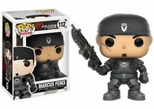Action figure di TV, film e videogiochi originale chiusa 10cm, con soggetto un tema gears of war