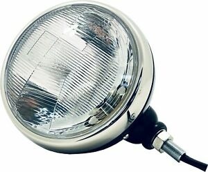"7"" Steel Independent Headlamp (pair)"