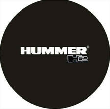 Spare Wheel Tire Cover Fit For Hummer H2 Black Tire Cover