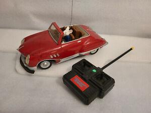 Stuart Little Roadsters -Radio Controlled Car -Vintage RADIO SHACK -Untested