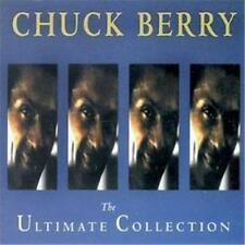 CHUCK BERRY THE ULTIMATE COLLECTION CD NEW
