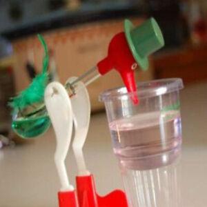 Trinkwasser Vogel Glück Neuheit Glückliche Ente Bobbing Spielzeug 201 S4B9 C0F2