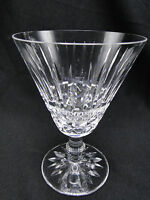 Waterford Tramore Water Goblet Glasses 5 5/8in Clear Cut Crystal