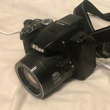 Nikon COOLPIX P500 12.1MP Digital Camera - Black