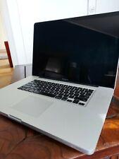 Apple MacBook Pro A1297 17 zoll 2.53 GHz 4GB RAM 500GB HDD (Juni 2009)