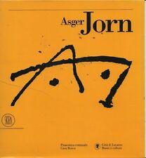 Asger Jorn. 2 volumi. Luciano Caprile. Cofanetto! Skira. 1996. ARCH6