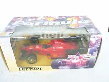 MAISTO SHELL FERRARI F310 F 310 FORMULA 1 F1 RACING CAR SCHUMACHER MINT BOXED