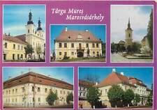 Romania Marosvasarhely Targu Mures church Teleki house library palace Kendeffy