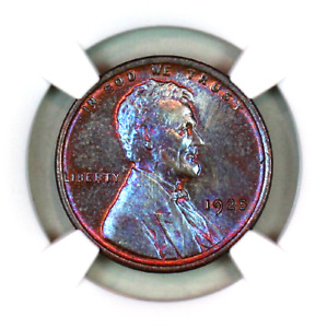 * 1925-P * MS64 BN NGC * LINCOLN WHEAT PENNY *SUPERB REGISTRY QUALITY COLLECTION