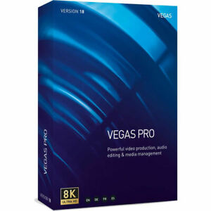 Magix Vegas Pro 18 Video Editing Download *NEW* Full Version Sony DOWNLOAD