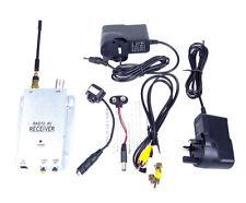 Mini CCTV Hidden Color Wireless Video Pinhole Camera Cam Security With Adapter