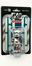 Medicom Toy Series 38 STAR WARS CAPTAIN PHASMA 100% BE@RBRICK Bearbrick