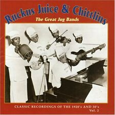 Various Artists - Ruckus Juice & Chitlins 2 / Various [New CD]