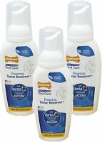 (3 Pack) Nylabone Advanced Oral Care 4 Ounce Dog Foaming Tartar Remover