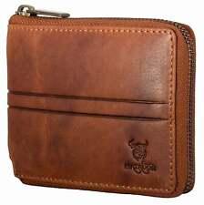 c61694f6bce52 MATADOR ECHT Leder Geldbörse RFID Geldbeutel Herren Damen Portemonnaie  Portmonee