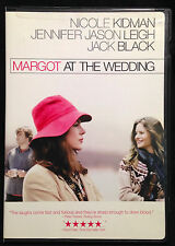 Margot at the Wedding (DVD, 2007) Widescreen, BRAND NEW DVD without Shrinkwrap
