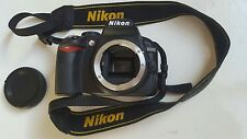 Nikon D3100 DSLR camera, body only