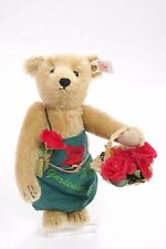 Steiff bears*Gardening Bear Limited Edition Bear 21cm*Ean654824