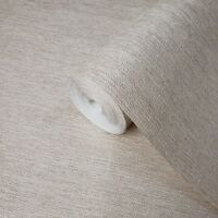 Plain Rustic Tan Cream Faux Grasscloth textures wallpaper Textured wallcoverings