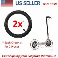 2pcs 8.5 Inch Inner Tube for Xiaomi M365 Electric Scooter 8 1/2 Tire Replacement