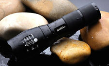 AloneFire E17 XM-L T6 3800LM Aluminum Waterproof LED Flashlight Torch light