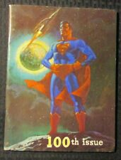 1973 Rocket's Blast ComiCollector RBCC #100 Fanzine VG- 3.5 Superman Cover