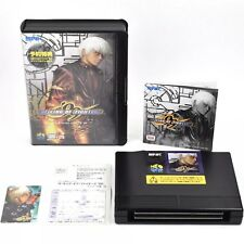 The King Of Fighters 99 Neo Geo  AES SNK Kof 98 Japan V/Good