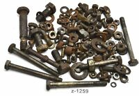 Anker Werke Typ 665 AS150 - Screws remains small parts
