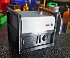 RC 1/10 Scale Silver Black Gas Electric Generator Rock Crawlers Accessories