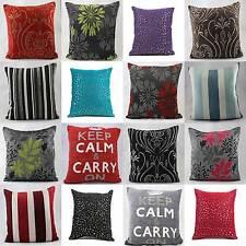 Cotton Blend Fashion Contemporary Decorative Cushions
