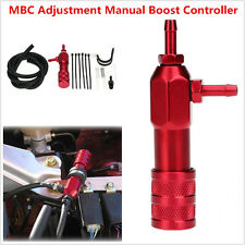 Auto Car Universal Aluminium Alloy MBC Adjustment Manual Turbo Boost Controller