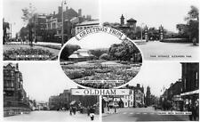 Oldham Real Photographic (rp) Collectable Lancashire Postcards