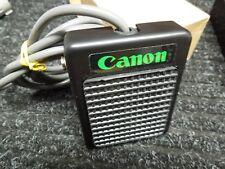 Canon Camera Foot Switch ca8 (53 x 74) R-4112 MIB