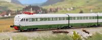 LE Models  LE15232  ETR 225  Verde/grigio, vetri doppi di origine, griglie modif