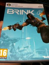Brink PC GAME - FREE POST *