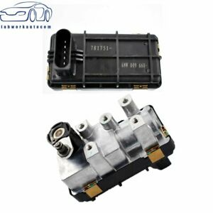 Turbo Electric Actuator for Mercedes M-Class Jeep Grand Cherokee G-001 6NW009660
