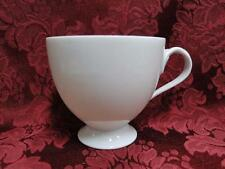 """Hutschenreuther Fleuron, White: Footed Cup Only 3 1/8"""" tall"""