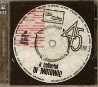 A CELLARFUL OF MOTOWN! VOLUME 1 Various Artists NEW & SEALED 2x CD NORTHERN SOUL